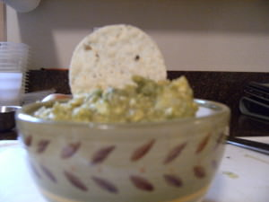 Once you learn how to make homemade guacamole, you'll never want to buy it again! It's creamy and smooth and tastes much more fresh than anything from the grocery store. It's easy to make, too! Get the recipe on comfortablydomestic.com