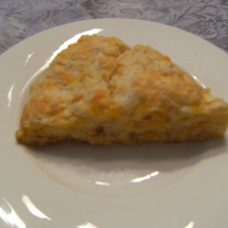 Cheddar-Apple Scones Recipe - ComfortablyDomestic.com