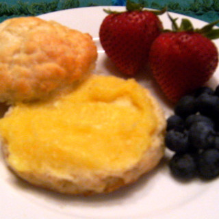 Luscious Lemon Curd Recipe via Comfortably Domestic.com