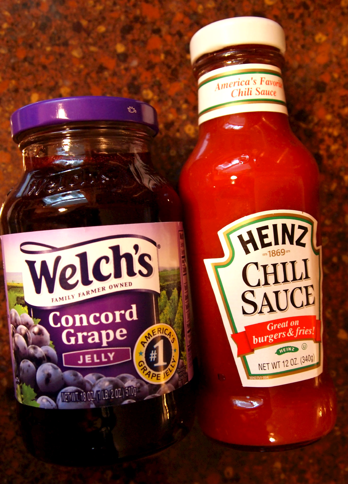 grape jelly and chili sauce are the key to great game day meatballs