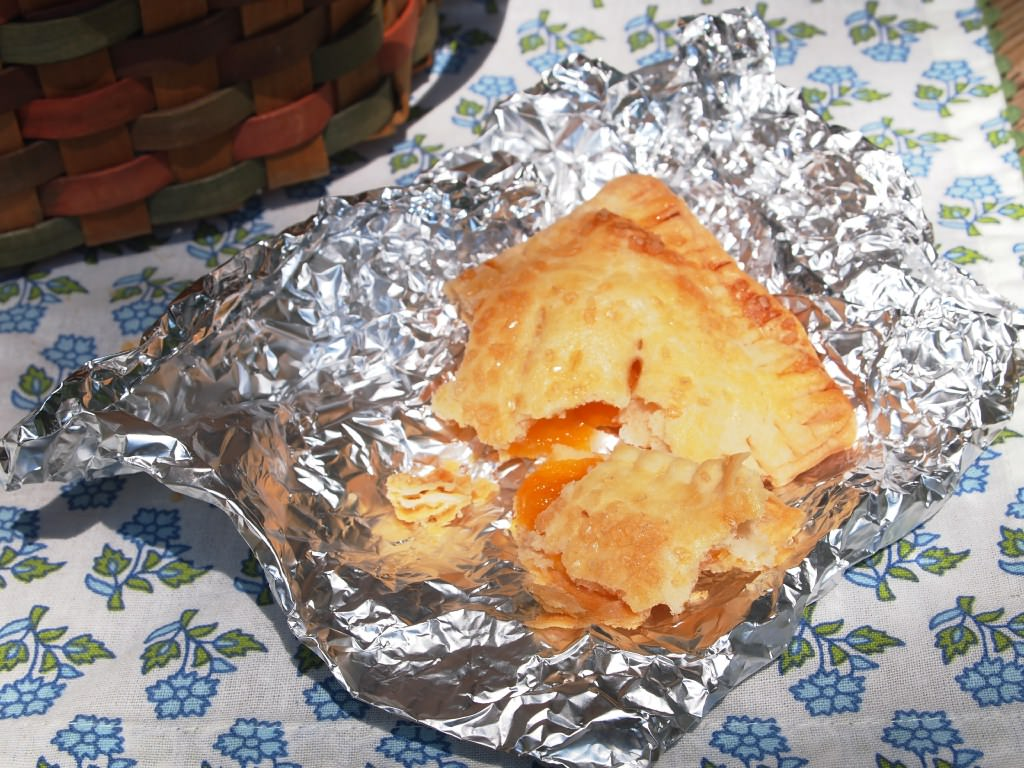 Gingered Apricot Hand Pies | ComfortablyDomestic.com
