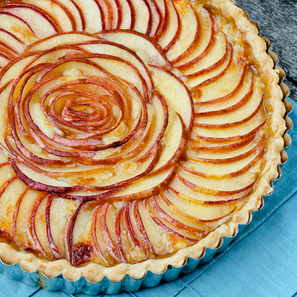 Brie and Pear Tart Recipe