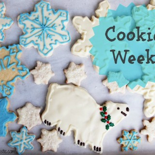 Cookie Week 2012 Recap Post. Check out all of the cookie recipes shared during the week, and see how much money was raised to benefit Cookies for Kids Cancer!