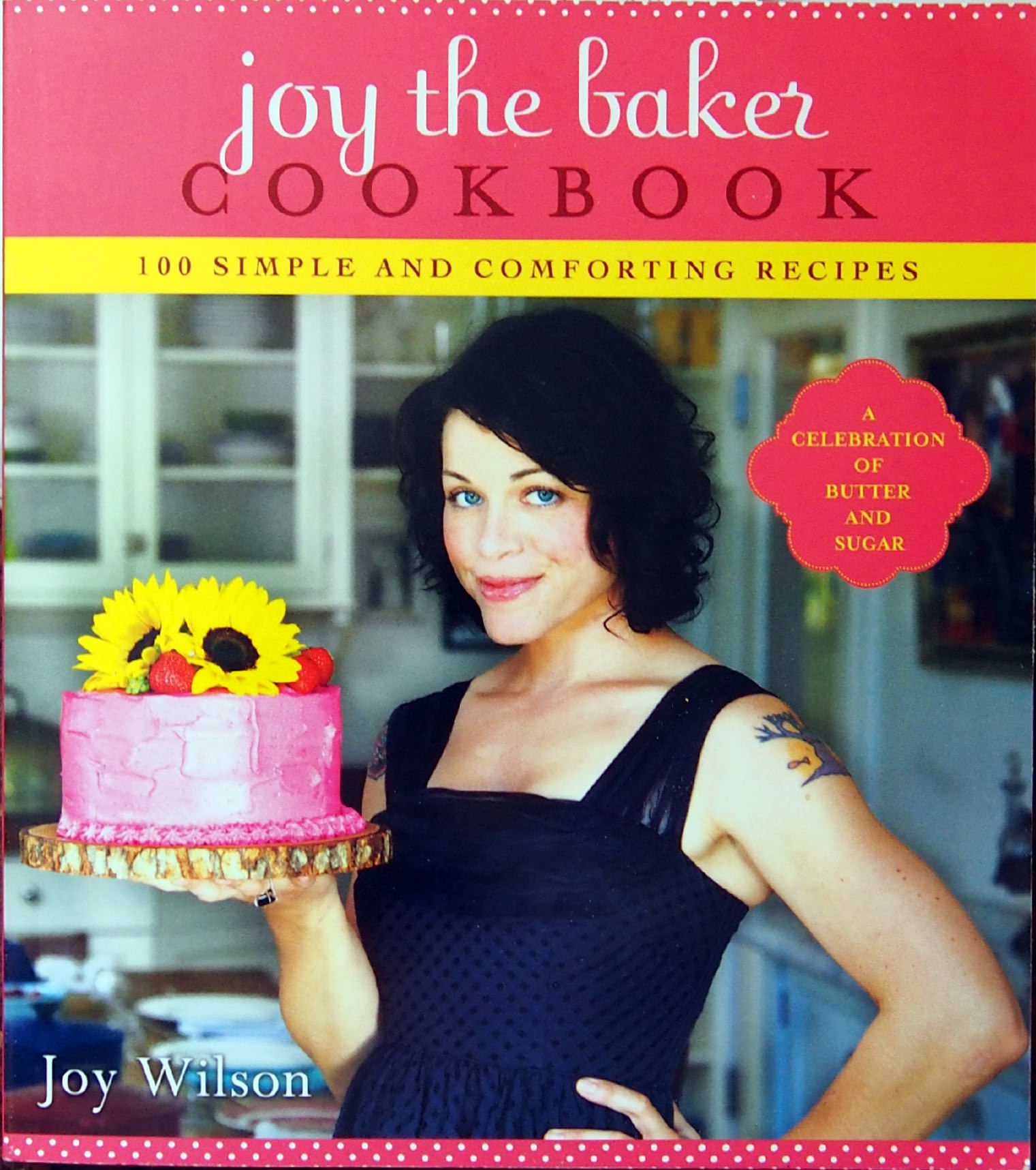 Joy the Baker Cookbook Cover