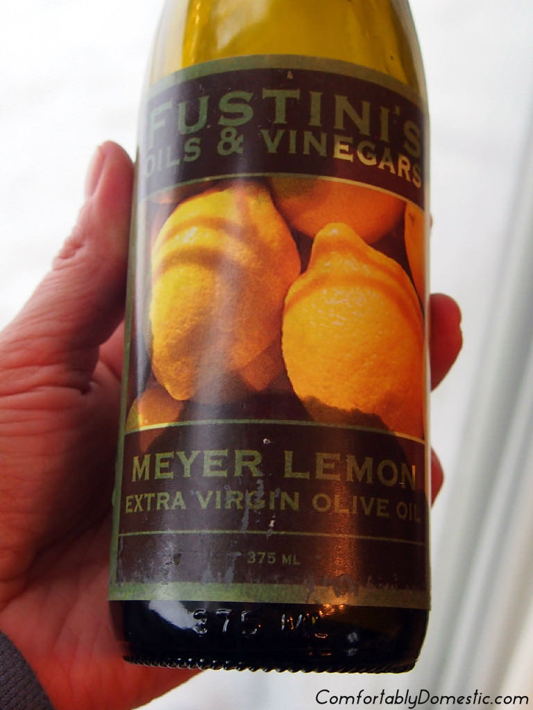 Fustini's Meyer Lemon Olive Oil