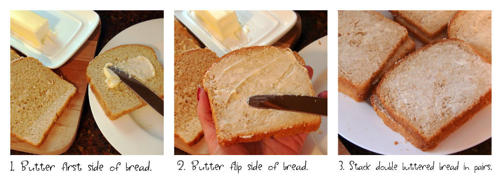 best-grilled-cheese-buttering-bread-method