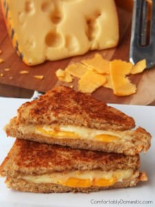 Best Grilled Cheese Method