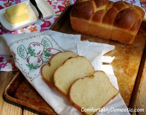 Tastes Like Home: Braided Cardamom Bread