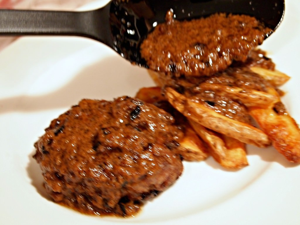 Salisbury Steak - FAIL!