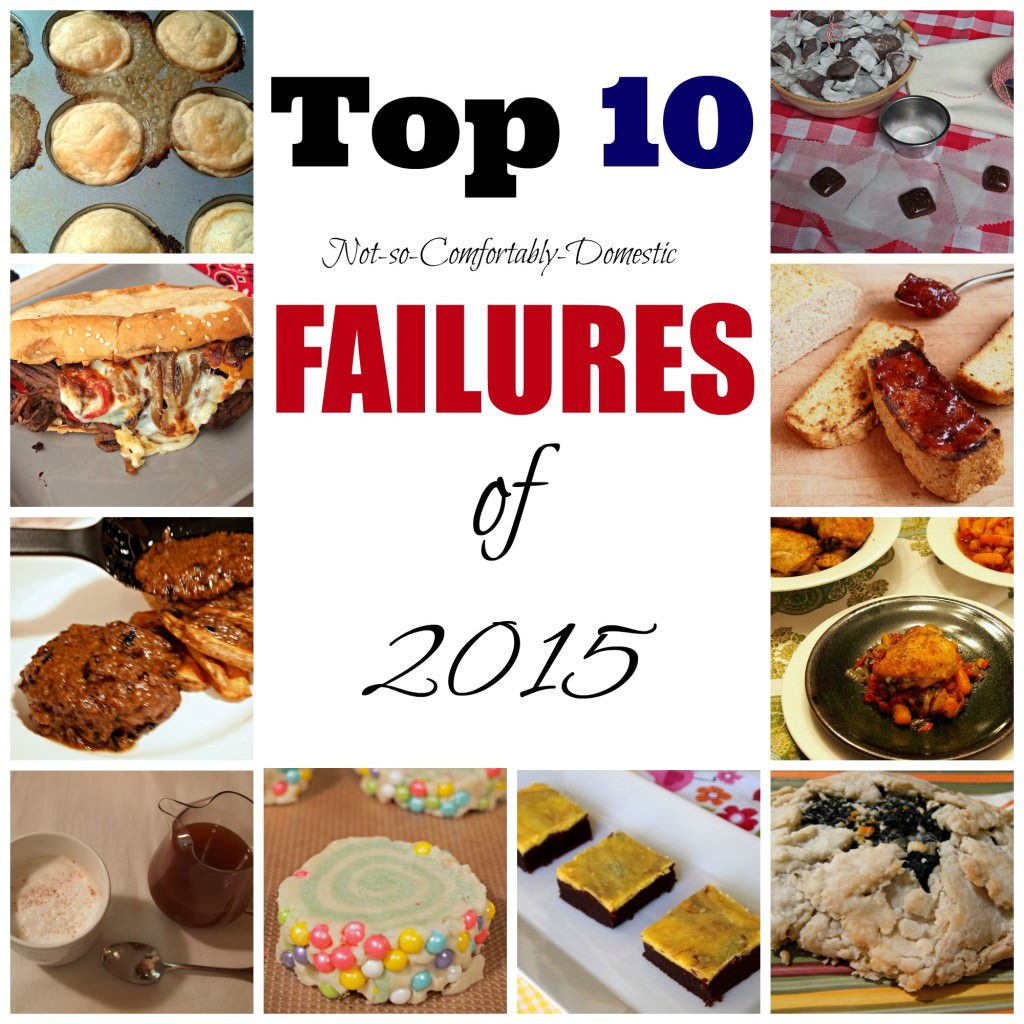 Top 10 Worst Recipes of 2015 | ComfortablyDomestic.com