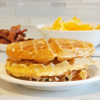 Easy-Overnight-Yeast-Waffles