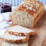 """Leftover Oatmeal Bread is a fantastic way to repurpose leftover oatmeal. This hearty bread is so delicious and satisfying that you're liable to """"accidentally"""" make too much oatmeal just to have an excuse to make the bread!"""