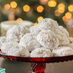 'tis the season for a really great Weekly Menu Plan Christmas Cookies! Join in the fun with some of the Dinner Diva's favorite holiday cookie recipes!