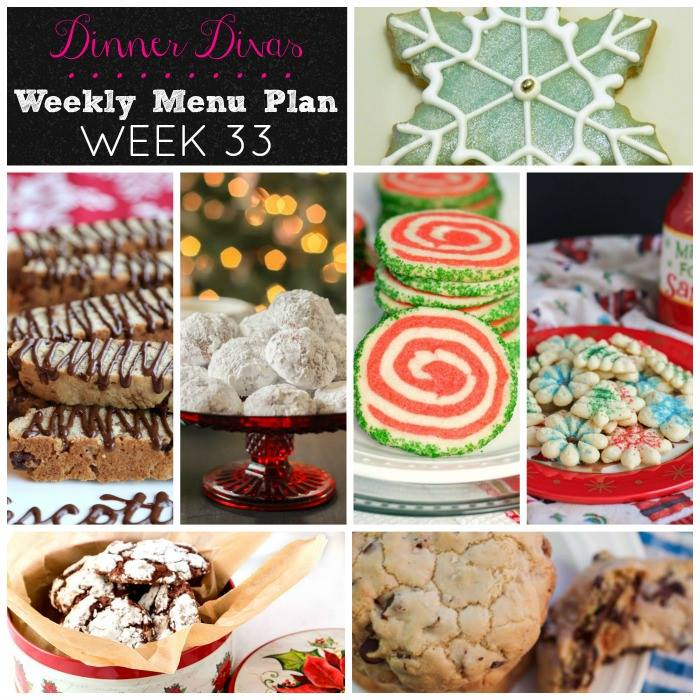 'tis the season for a really great Christmas-Cookie-Exchange! Join in the fun with some of the Dinner Diva's favorite holiday-cookie-recipes!