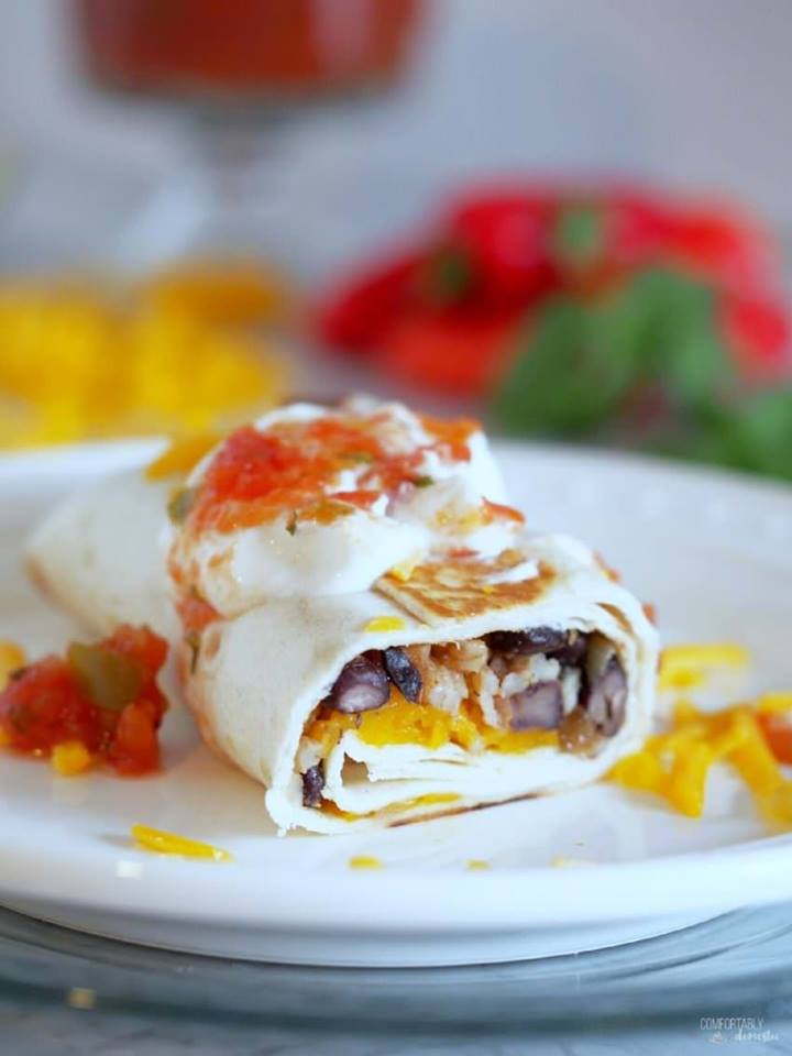 close-up-crispy-black-bean-burritos