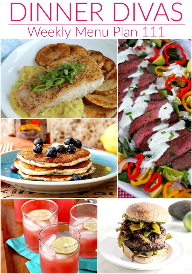 weekly-menu-plan-111-collage-of-dinners